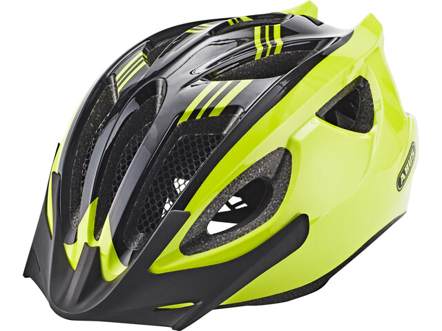 ABUS S-Cension Cykelhjelm, race green